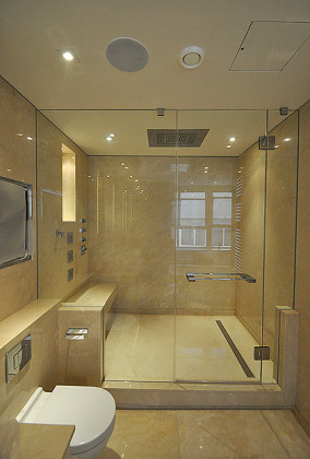Glass Unlimited Oversized Frameless Showers Ssi Ssi